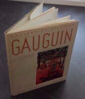 Gauguin 24 Illustr.couleur R.jean Braun París 1948 + Chaqueta Buen Estado
