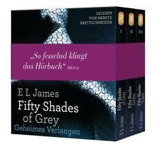 Fifty Shades of Grey. Die Gesamtausgabe (Teil 1-3) von E. L. James (Digital (Physische Lieferung))