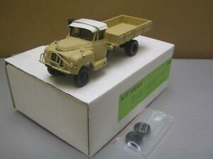 BDS Models #2 Citroen T46 4x4 Sahara Truck made in France resin 1/43 scale MIB