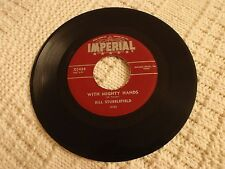 BILL STUBBLEFIELD WITH MIGHTY HANDS/BLUE INDIAN SUMMER IMPERIAL 5434 M-