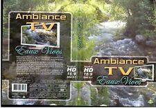 DVD Ambiance TV - Eaux Vives | Documentaire | <LivSF> | Lemaus