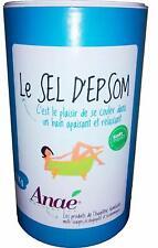 Sels d'Epsom 1 Kg - Sel pour le bain