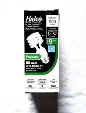 Halco Ultra Compact T2 Mini Spiral Prolume 60W Replacement 900 Lumens Warm White