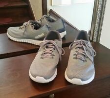 EUC MENS REEBOK Z QUICK LITE RUNNING SHOES GRAY SIZE 11.5