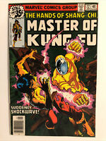 Marvel Comics The Hands Of Shang Chi Master Of Kung Fu #72