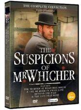 Suspicions of Mr. Whicher Complete Collection 5036193031847 DVD Region 2