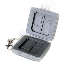 Card-Box-Safe Etui Tasche Speicherkarten Case für 2× CF 4× XD 4× Karte