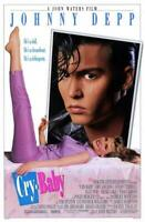 Cry-Baby Movie POSTER 11 x 17 Johnny Depp, Amy Locane, A