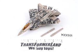 Starscream 100% Complete Voyager Movie ROTF Transformers