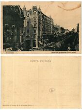 CPA AK BUCURESTI Bulevardul Elisabeta Palas Hotel ROMANIA (503863)