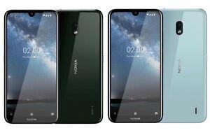 "Unlocked | Nokia 2.2 4G 5.7"" 2GB RAM 13MP Telstra Vodafone Optus All Sims"