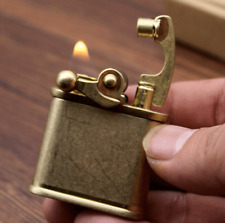 Kerosene Brass Vintage Lighter Collectable Cigarette Pipe Lighters Cigar Torch