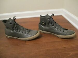 Used Sz 11 Fit Like 11.5-12 Converse Chuck Taylor All Star Hi Shoes Rubber