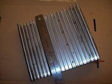 Large Power Semiconductor Aluminum Finned Heatsink 9 In X 9 In High P1130