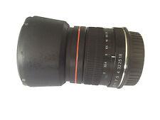 85mm f/1.8 Manual Focus Portrait Lens for Nikon D7500 D7200 D7100 D5200 D80 D40