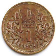1 Krone 1908 PROBE?
