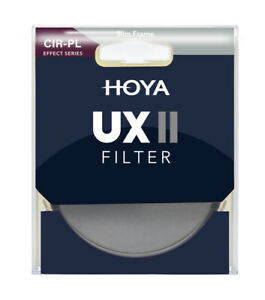 Genuine HOYA UX II CIR-PL Filter, Polarizer, CPL 46mm