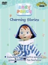 Andy Pandy Charming Stories DVD Maria Bird Gladys Whitred Original UK Release R2