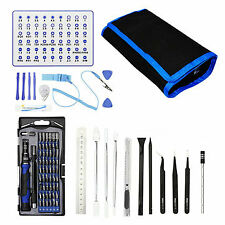 80 in 1 Repair Opening Tool Kit Screwdriver Set for Electronic Phones iPad Pc