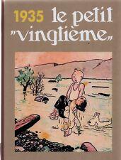 Intégrale des couvertures Petit Vingtième - Année 1935. Album cartonné - Neuf