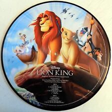"Walt Disney - The Lion King - 2017 - USA -12"" Picture Disc LP - NEW"