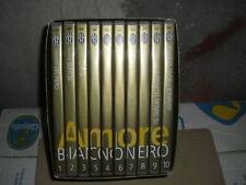 OPERA COMPLETA BOX COFANETTO 10 DVD FC JUVENTUS AMORE BIANCONERO JUVE DEL PIERO