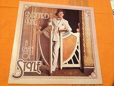 BERNARD KING - A MAN OF STYLE - RARE 1980 Aus Vinyl Lp ASTOR ALPS-1052  EXC++
