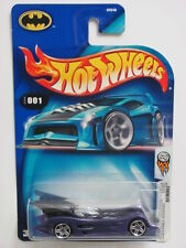 HOT WHEELS 2004 FIRST EDITIONS #1/100 BATMOBILE  CHROME BASE