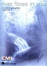 River Flows in You Yiruma Noten Easy Piano Klavier leicht