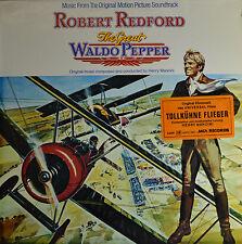 "THE GREAT WALDO PEPPER - HENRY MANCINI  12""  LP  (Q58)"