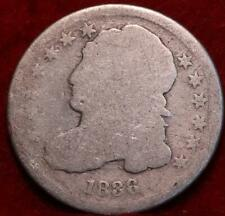 1836 Philadelphia Mint Silver Capped Bust Dime