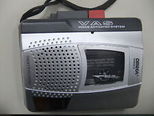 Cassette player portable OMEGA reporter 20 VAS voice activated........... 31
