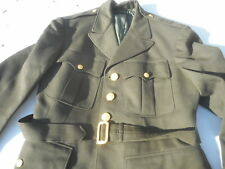 WW2 USAAF Officers Tunic Gaberdine Wool Size 38 New With Tag