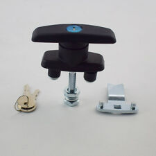 T HANDLE LATCH/LOCK KEYED ALIKE COATED FOR CABINETS  Locksmith Gear Cheap