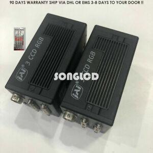 CCD CAMERA JAI CV-M9CL 90days warranty via DHL or EMS