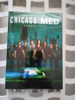 Chicago Med Season 5 DVD (6-DISC Region 1) Box Set Brand new Fifth Complete Five