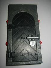 PLaymobil Mauerteil mit Tür + Türriegel  Drachenfestung 3269 Ritterburg Festung