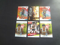 2017-18 John Collins Ascension Optic Essentials Prestige Rookie Lot RC Atlanta