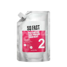 Secret Key So Fast Mu-Coating Silk Protein Treatment 480g +Free Sample