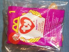 Beanie Baby Teenie Beanie Baby Doby Dog Doberman Pinscher 1998 Mcdonalds Number