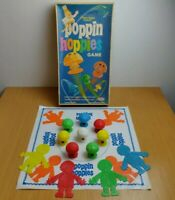 Poppin Hoppies Vintage 1968 Family Board Game by Ideal Complete