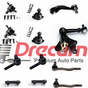 12pc Complete Front Suspension Kit for 1986-1995 Toyota Pickup 4Runner 4WD ONLY