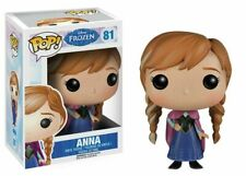 2019 New Anna Funko Pop #81 Frozen Vaulted Collectible Elsa Sister Toy Figure