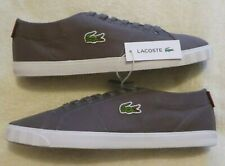 New Boxed Men's Lacoste Riberac Canvas Trainers - Size 7 - £39.50 & Free Post