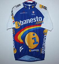 iBanesto.com cycling team jersey Nalini Size 4