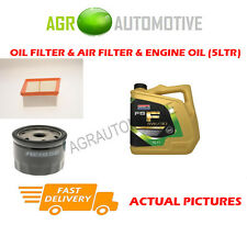 Essence huile filtre à air kit + fs f 5W30 huile pour ford b-max 1.4 90 bhp 2012 -
