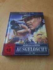 BLU-RAY  AUSGELÖSCHT - MEDIABOOK - Limited Collectors Edition (+DVD)
