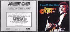 CD 12 TITRES JOHNNY CASH I WALK THE LINE ARC RECORDS TOP CD 129