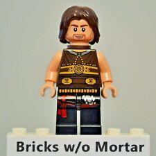 New Genuine LEGO Dastan Minifig Prince of Persia 7571 7572 7573