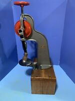 Vintage 1920's Millers Falls Co Bench Top Drill Press No 210